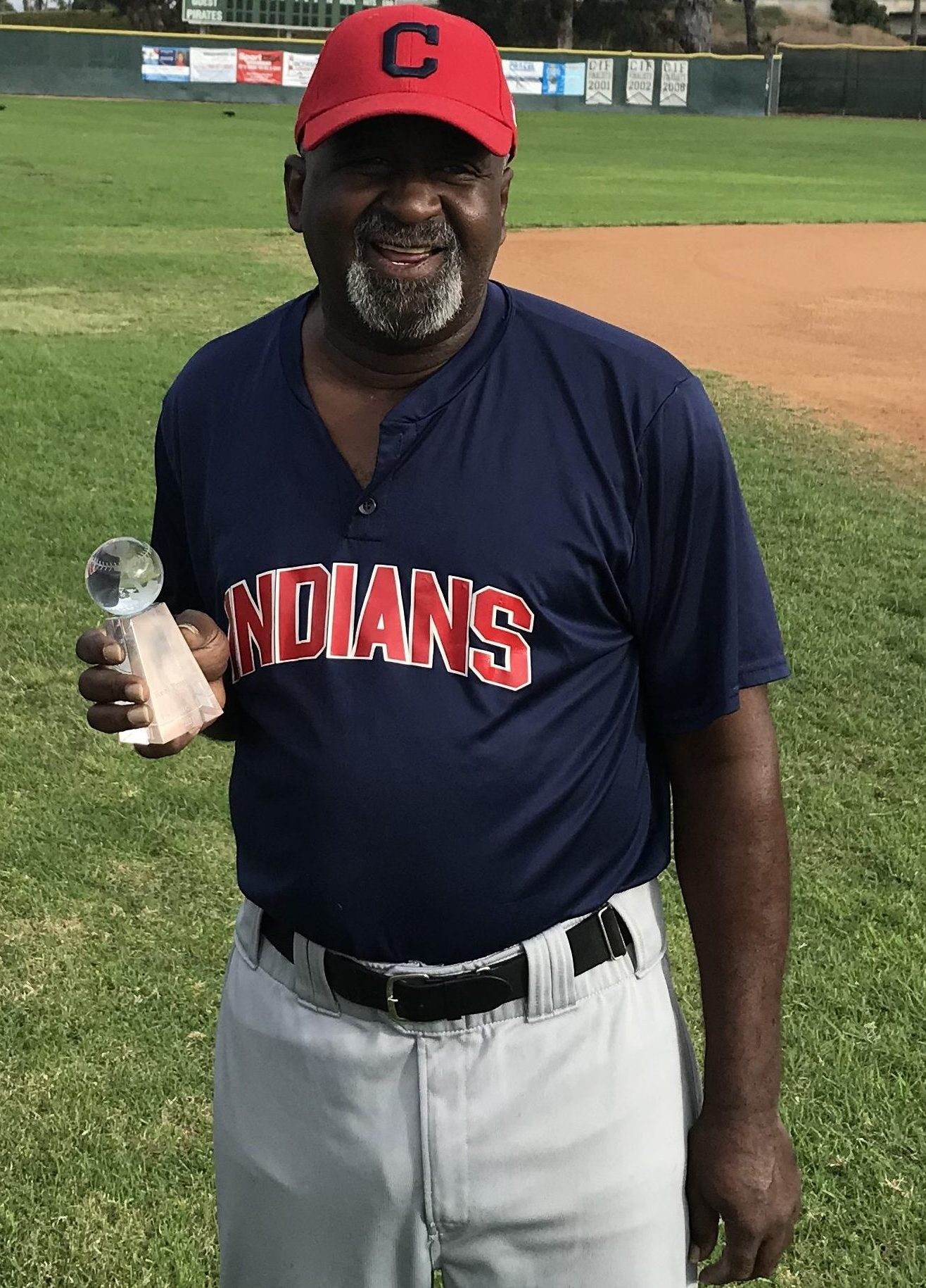2018 REAL PROPERTY STAR MVP SUMMER MSBL 62+DIVISION INDIANS LV MCCREE