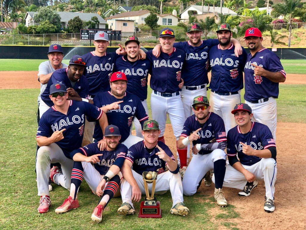 Congratulations to the SD Halos 2019 Spring MABL National Division Champions
